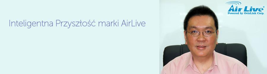 Inteligentna Przyszłość marki Airlive