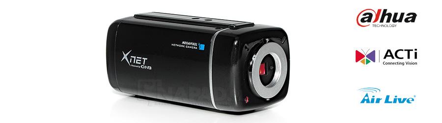 Kamery IP i megapikselowe