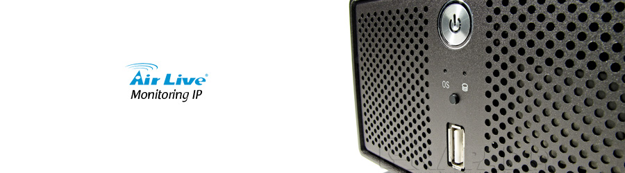 Monitoring IP z nową serią produktów Airlive
