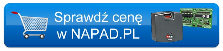 Atrakcyjne ceny kontroli dostępu firmy Roger w NAPAD.PL