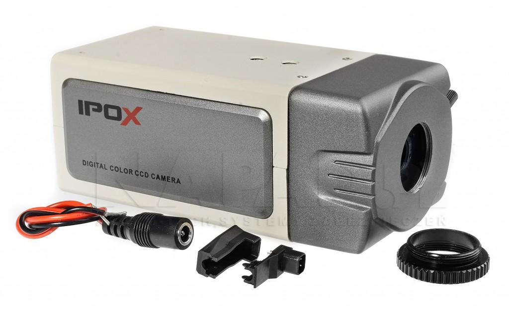 Kamera przemysłowa IPOX PX800EP
