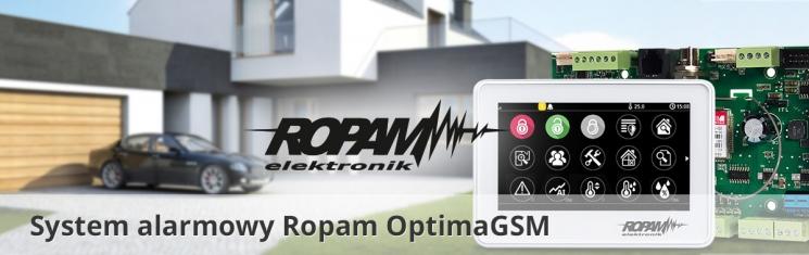 Szkolenie z zakresu systemów alarmowych ROPAM